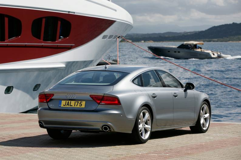 Audi A7 Sportback 2011 2014 Used Car Review Car Review Rac Drive