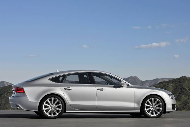 audi a7 2014 coupe. audi a7 sportback 2011 2014 used car review coupe o