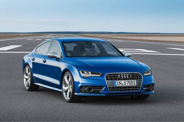 Audi A7 Sportback 3.0 TDI ultra review