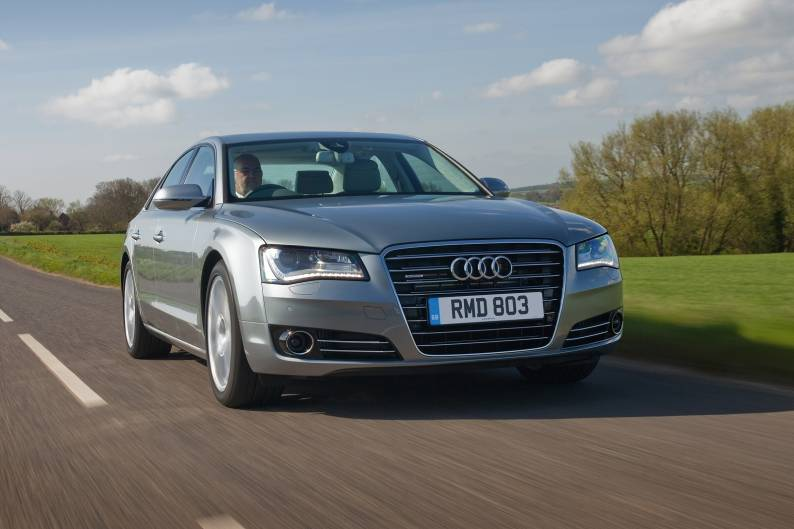 Audi A8 2010 2013 Used Car Review Car Review Rac Drive
