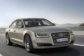 Audi A8 4.2 TDI quattro review
