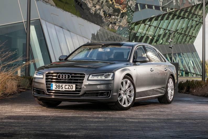 Audi A8 L review