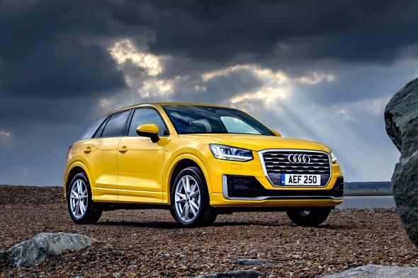 Audi Q2 1.4 TFSI review