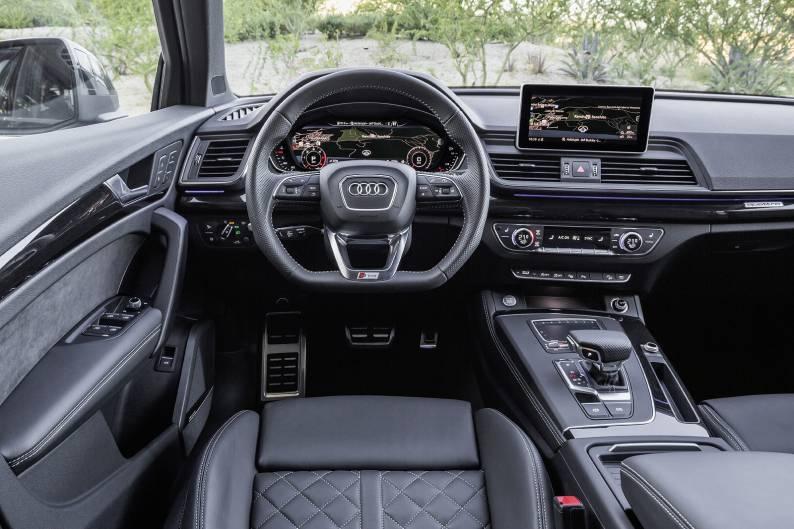 Audi Q5 review
