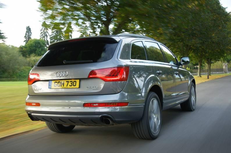 Audi Q7 (2006 - 2010) used car review | Car review | RAC Drive