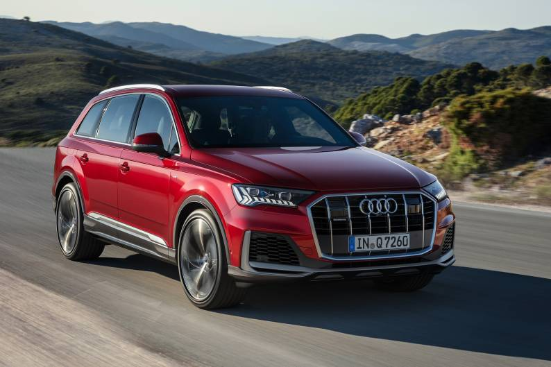 Audi Q7 review | Car review | RAC Drive