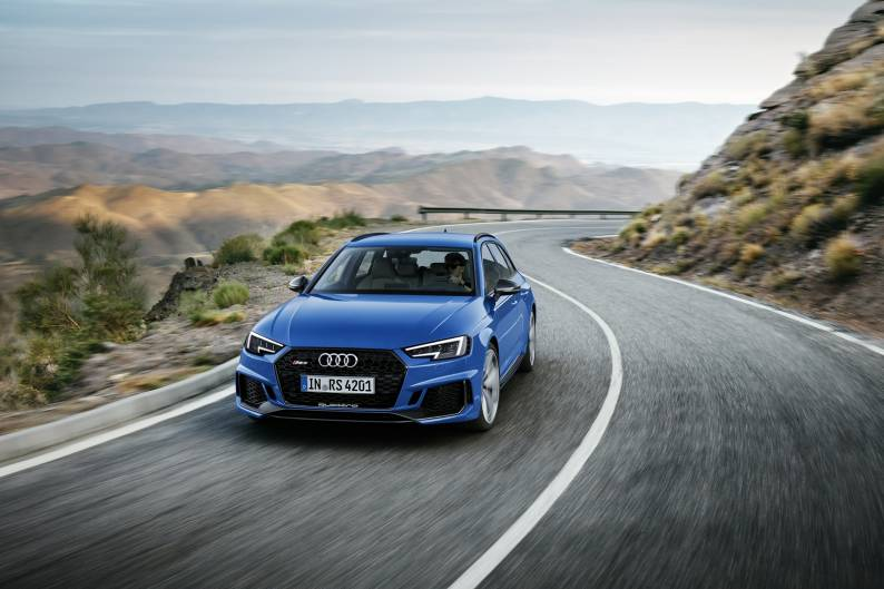 Audi RS 4 Avant review