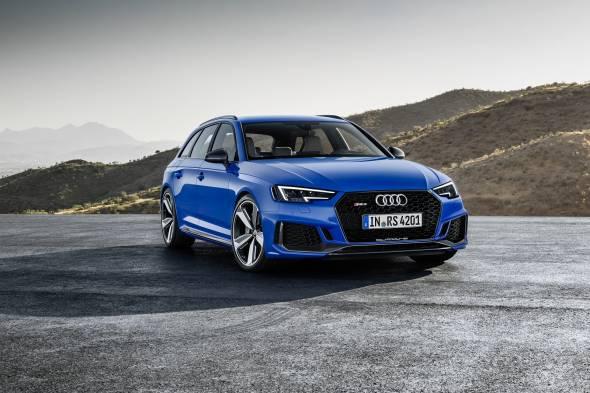 Audi RS 4 Avant review