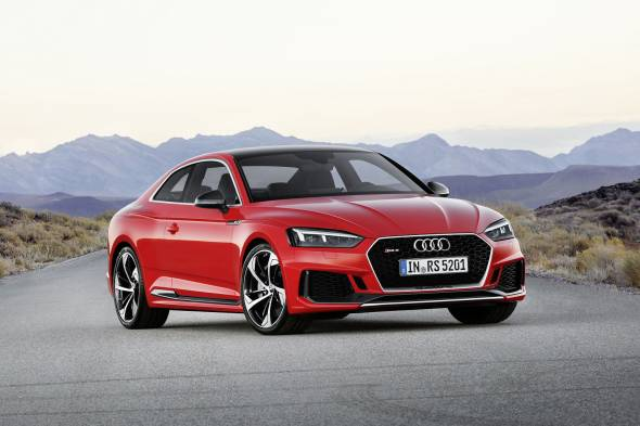 Audi RS 5 Coupe review