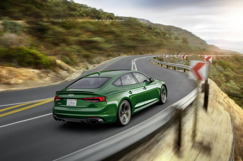 Audi RS 5 Sportback review