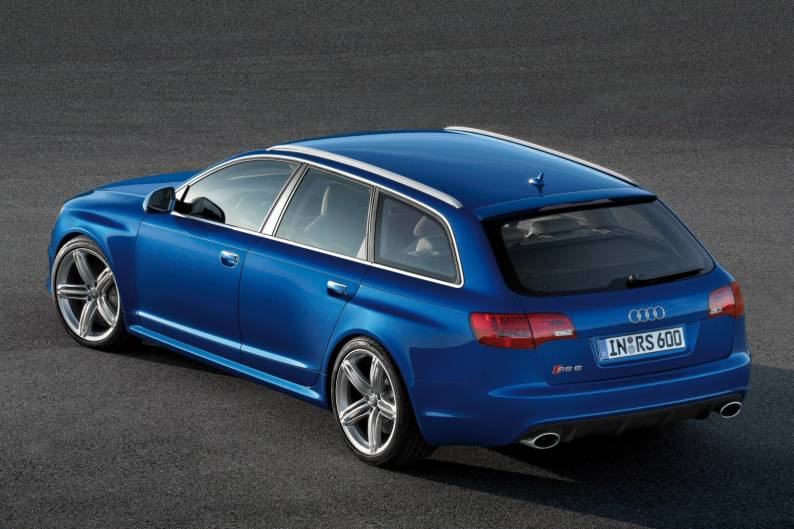 Audi Rs6 V10 2008 2010 Used Car Review Car Review