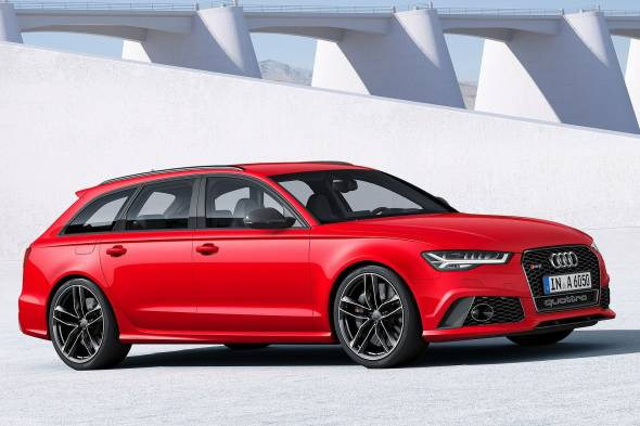 Audi RS6 Avant quattro review