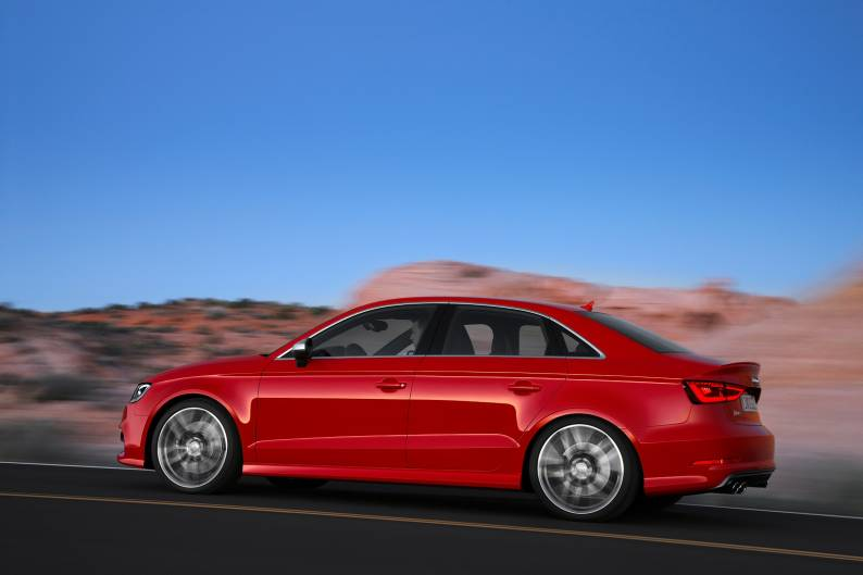 Audi S3 Saloon review