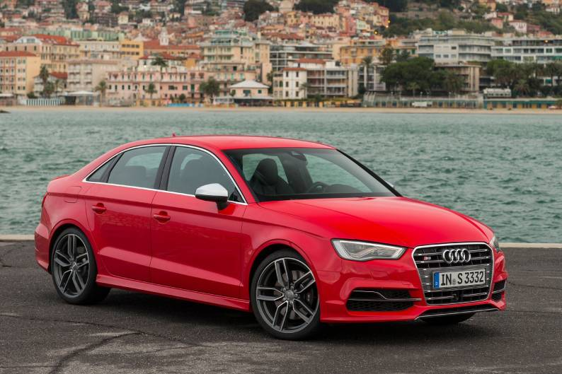 audi s3 saloon review car review rac drive. Black Bedroom Furniture Sets. Home Design Ideas
