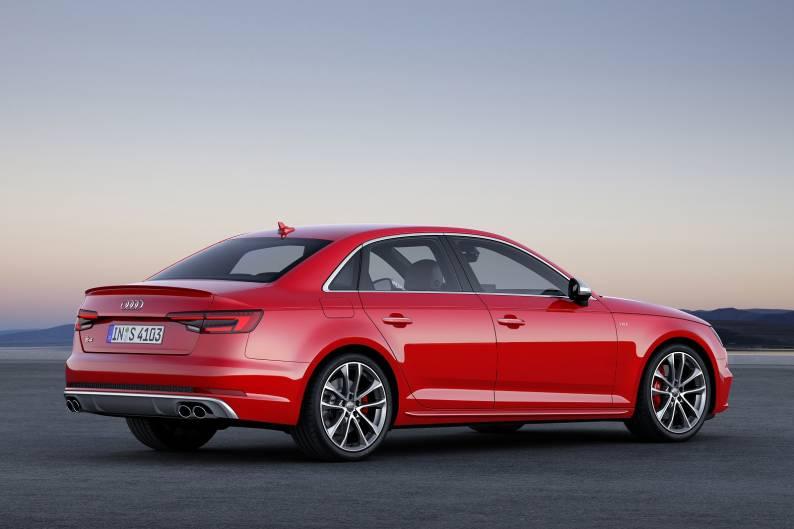 Audi S4 review