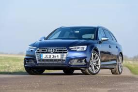 Audi S4 Avant review