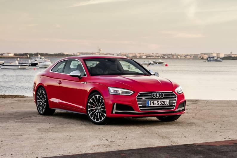Audi S Coupe Review Car Review RAC Drive - Audi s5
