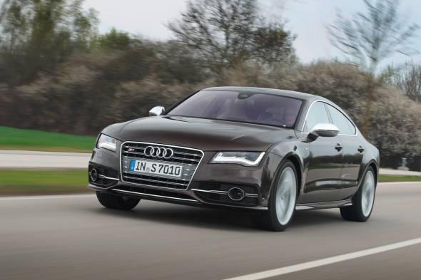 Audi S7 Sportback review