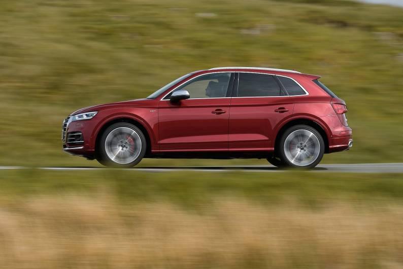 Audi SQ Review Car Review RAC Drive - Audi sq5 review