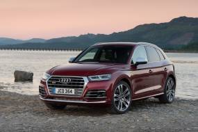 Audi SQ5 review