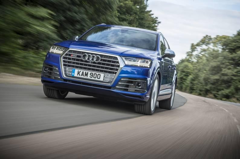 Audi SQ7 TDI review