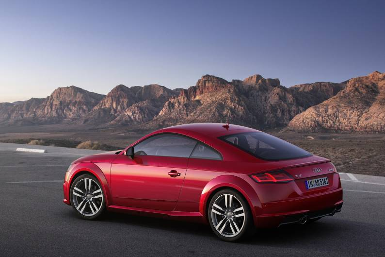 Audi TT 40 TFSI review | Car review | RAC Drive
