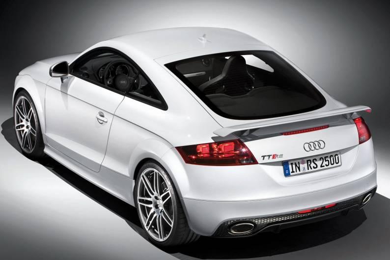 Audi tts review 2009