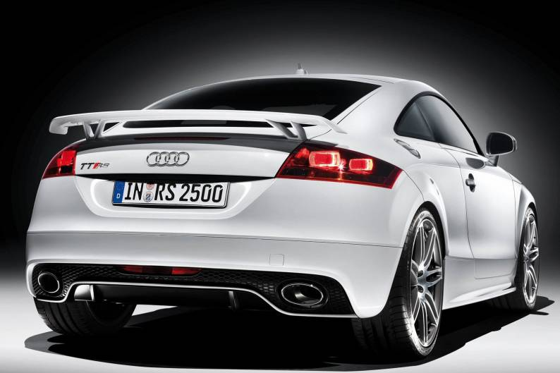 Audi TT RS (2009 - 2014) used car review   Car review   RAC Drive