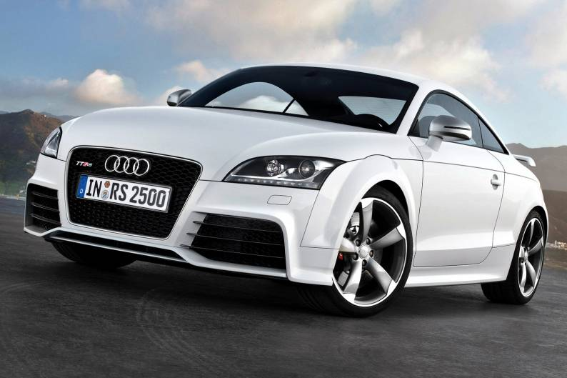 Audi TT RS Used Car Review Car Review RAC Drive - Audit car