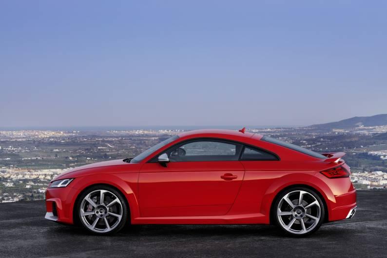 Audi TT RS review