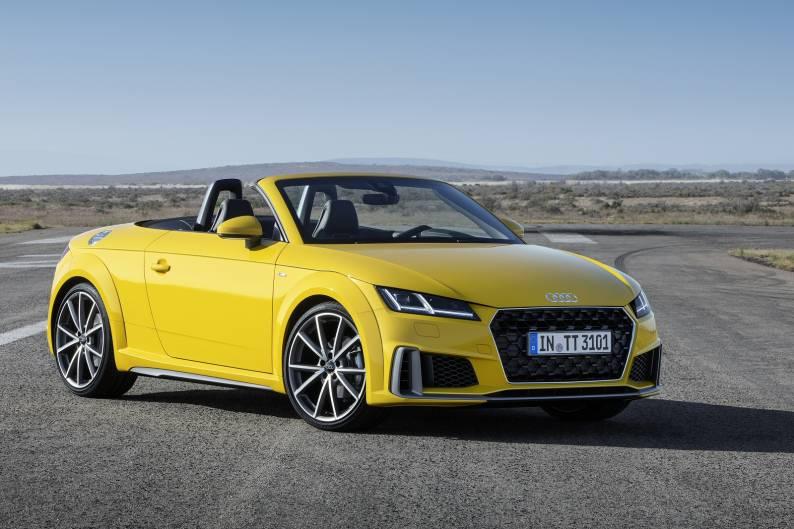 Audi TT Roadster Review Car Review RAC Drive - Audi tt roadster