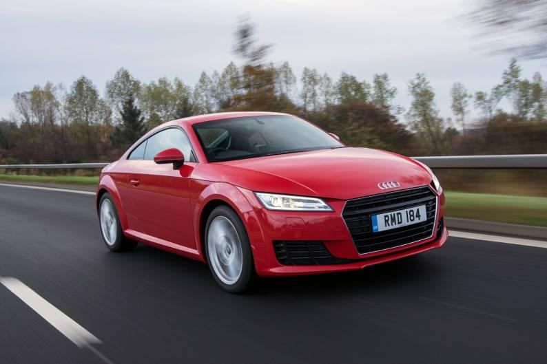 Audi TT 2.0 TDI ultra review