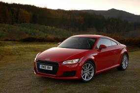 Audi TT 2.0 TDI ultra review