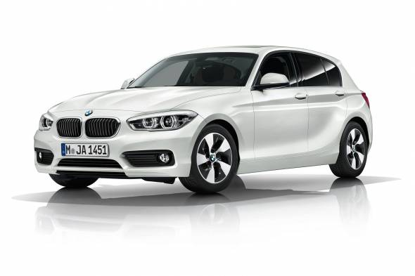 BMW 116d EfficientDynamics Plus Sports Hatch review