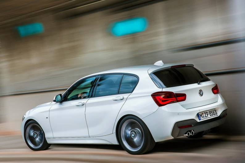 BMW 118i Sports Hatch review