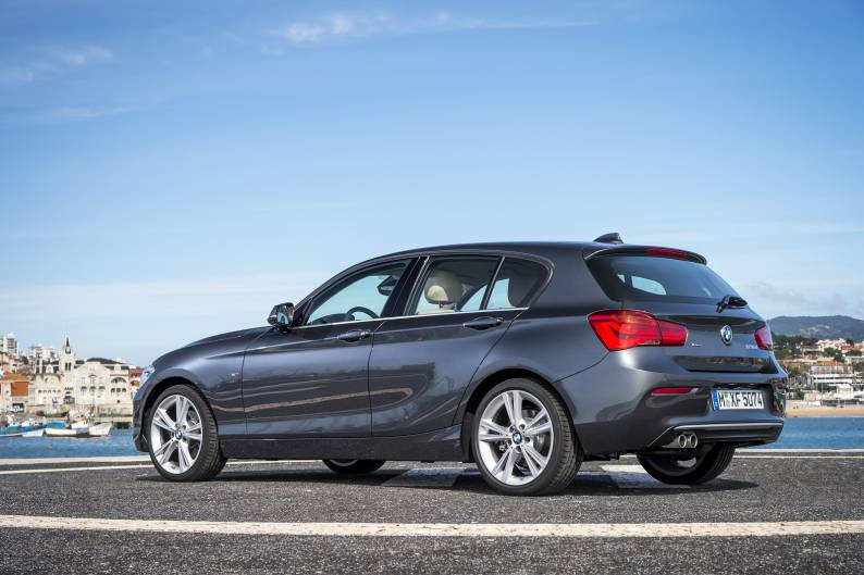 bmw 120d xdrive sports hatch review car review rac drive. Black Bedroom Furniture Sets. Home Design Ideas