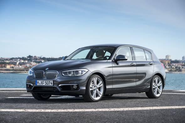 BMW 120d xDrive Sports Hatch review
