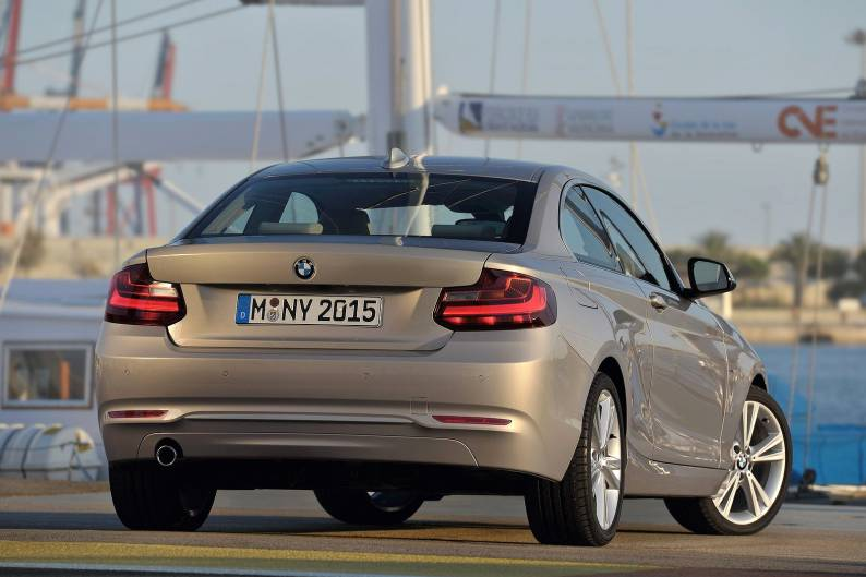 BMW 218d Coupe review