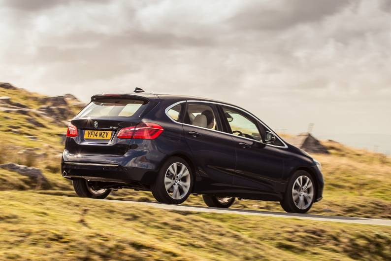 bmw 2 series active tourer 218i review car review rac drive. Black Bedroom Furniture Sets. Home Design Ideas
