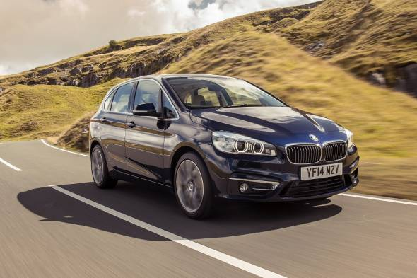 BMW 218i Active Tourer review