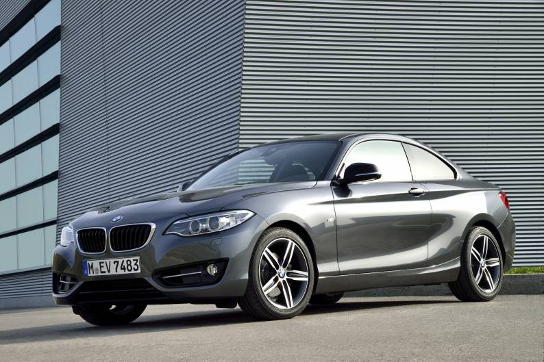 Bmw 220d Coupe Review Car Review Rac Drive