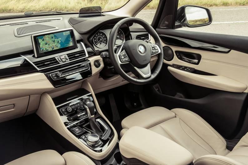 BMW 218i Active Tourer review