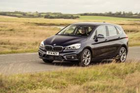 BMW 2 Series Active Tourer review
