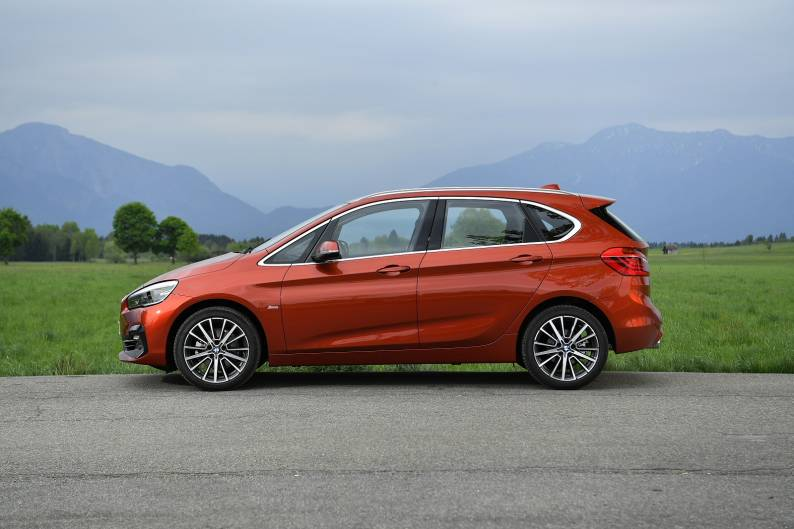 Bmw 2 Series Active Tourer Review Car Review Rac Drive