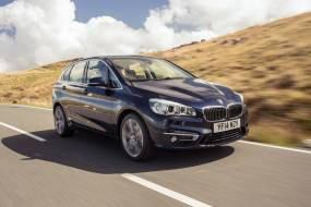 BMW 2 Series Active Tourer 218d review