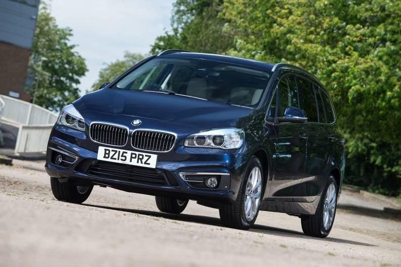 BMW 2 Series Gran Tourer review