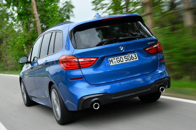 BMW 2 Series Gran Tourer review