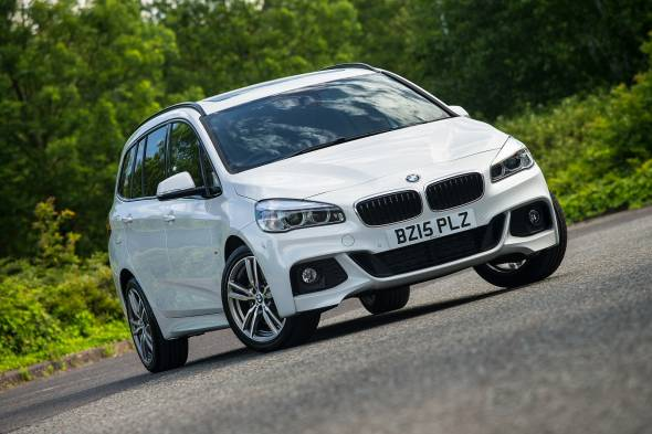 BMW 2 Series Gran Tourer 220d xDrive review