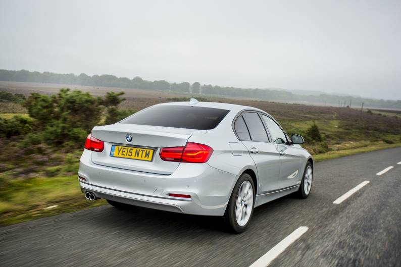 BMW 318d review