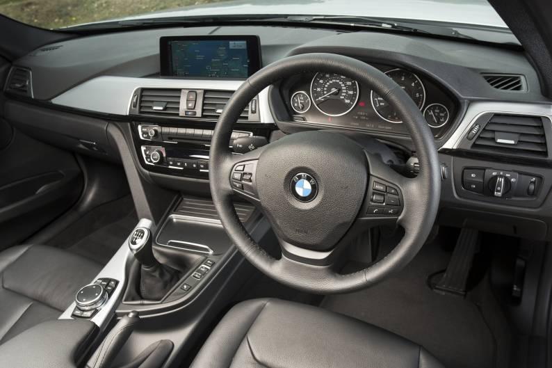 Bmw 318d Review Car Review Rac Drive